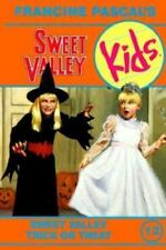 Sweet Valley Trick or Treat (Sweet Valley Kids #12)-ExLibrary