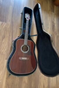Guild Acoustic Guitar GAT-25 & Tweed Case