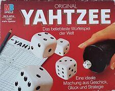 Yahtzee - Original - MB Spiele - 1991 - Kniffel