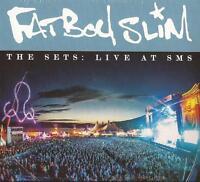 Fatboy Slim - Sets: Live at Sms ( CD 2014 ) NEW / SEALED 2 CD SET