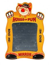 Vintage DAIRY QUEEN House of Fun Mirror Toy Premium 1960