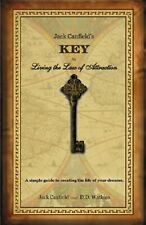 Jack Canfield's Key Living Law Attraction Simple Guide Creating L By Canfield Ja