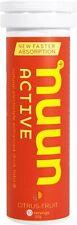 Nuun Active, Nuun, 10 tablets Citrus Fruit 3 pack