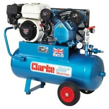Clarke  XPPVH11/50 Petrol Powered Industrial Air Compressor 2092556