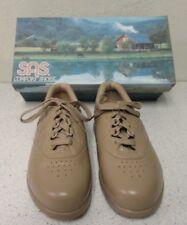 SAS Tripad Comfort  Mocha Free Time Walking Orthopedic Diabetic Shoes 51/2 ww