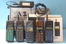 ERICSSON GA628 (3x), S868 (1x), GH388 (1x) Mobile phone bundle, WORKING!