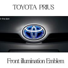 TOYOTA Genuine PRIUS ZVW30 Front illumination Emblem Toyota mark Japan Parts