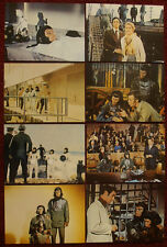 Escape From The Planet Of The Apes 1970 Original Color Lobby Still Set