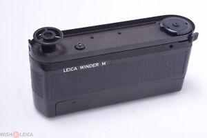 ✅ LEICA M WINDER '14403'M4-2 M4-P MD-2 M6