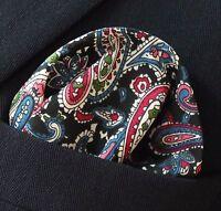 Hankie Pocket Square Cotton Handkerchief Candy Stripe Pink CH161