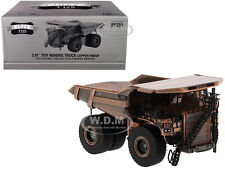 CAT CATERPILLAR 797F MINING TRUCK COPPER FINISH 1/125 BY DIECAST MASTERS 85251