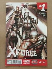 X-FORCE (2014) #1 SIMON SPURRIER ROCK-HE KIM NM 1ST PRINTING ALL-NEW MARVEL NOW!