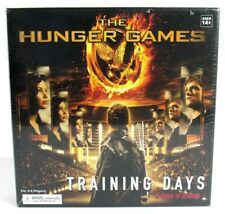 The Hunger Games - Training Days - Strategy Game - 2-6 Players - Brand New