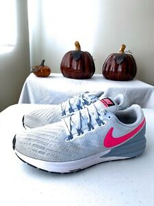 Nike Structure 22 Women's Running Shoes AA1640-402 Size 9 US