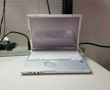 """Panasonic CF-T7 ToughBook 12.5"""" Core 2 Duo 3GB RAM 160GB HDD No OS FAST Shipping"""