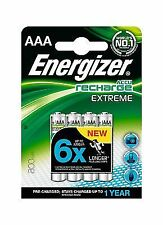Lithium AAA Multipurpose Rechargeable Batteries
