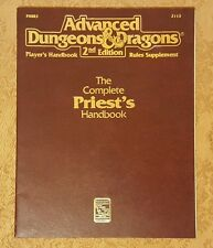 AD&D 2nd Edition The Complete Priest's Handbook