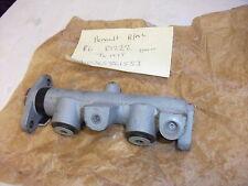 RENAULT 6  R1222 R5 BRAKE MASTER CYLINDER UP TO 1975 MAITRE CYLINDRE