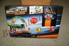Hot Wheels Ballistiks Rapid Fire Blaster Precision L.E.D. Cannon Playset NEW