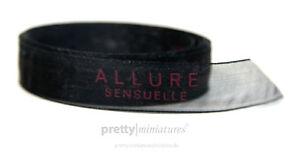 ღ Allure Sensuelle - Chanel - Geschenkband & Schleifenband - Ribbon - 1m