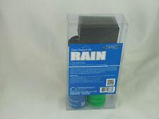 RAIN Glass Sealant Nanoskin Rain Sleet Snow Repellent Improves Scratch Resistant
