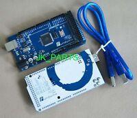 Funduino Mega2560 R3 ATmega2560-16AU Board (Arduino-compatible) + Free USB Cable