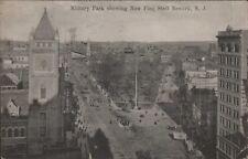 Newark Military Park. 1909 - Mr A H Booker. Church Road, Guildford.    RN.331