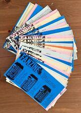 Brewdog Fanzine Issue Cards Complete