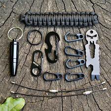 Ursuz Everyday Carry EDC Urban Survival gear Gadgets Bushcraft Karabinerhaken
