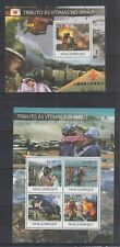 S435. Mozambique - MNH - History - Victims - Japan - 2011