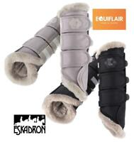 Eskadron Classic AW19 Faux Fur Tendon Boots - Limited Edition