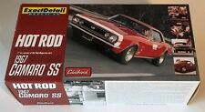 1967 Camaro SS , Hot Rod magazine car by Exact detail , 1/18