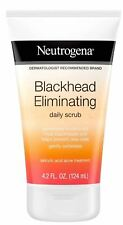 Neutrogena Exfoliating Blackhead Salicylic Acid Face Scrub - 4.2oz