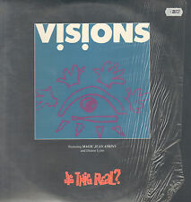 VISIONS - Is This Real?, Feat. Dianne Lynn , Magic Juan Atkins - Flying