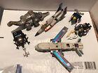 Transformers G1 Parts lot Starscream Octane Shrapnell Sludge Bombshell Hasbro