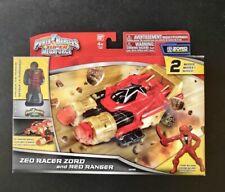 Power Rangers Super Megaforce Zeo Racer Zord MIB