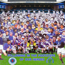 *FOLLOWING IN THE FOOTSTEPS OF OUR HEROES*  -   *NEW*   -   RANGERS/LOYALIST CD