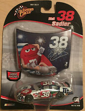 Winner's Circle 2005 Elliot Sadler 1/64 M&Ms Car Hood Magnet NASCAR