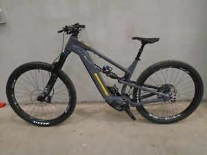 Nukeproof Megawatt 297 Elite Alloy Mountain Bike (2021 - SLX) - XX-LARGE - GREY