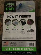 Lure Lock (Sticky Gel) Lure Pad #Llp1