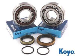 KOYO Crank Bearings & Seals Kit for KTM SX 125 1998 - 2016