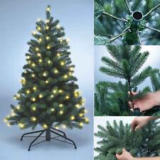 Tannenbaum künstlicher Weihnachtsbaum Christbaum PE grün Kunststoff 120 Cm
