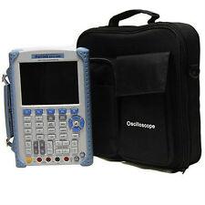 Hantek 200MHz 1GS/s 2Channels Oscilloscope Scopemeter Multimeter 2 in1 DSO1202B