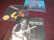 STEVE MILLER FLY LIKE A EAGLE + HITS 180 GRAM LPS + SHAKE YOUR TREE LIVE - 4 LPS
