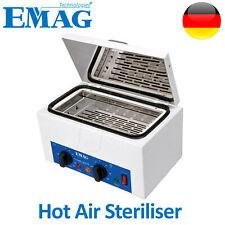 EMAG Autoclave Sanitize Dry Heat Hot Air Sterilizer Dental Nail Beauty Salon