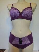 ENSEMBLE lingerie soutien gorge 95B + culotte taille 40/42