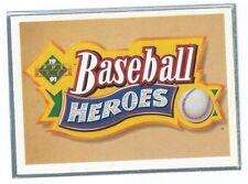 1991 Upper Deck Baseball Heroes Hank Aaron Set Header & Numbers 19-27 JK7B.