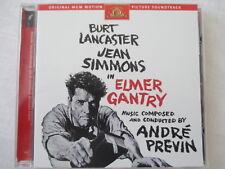 Elmer Gantry - Andre Previn - Soundtrack - CD Neuwertig