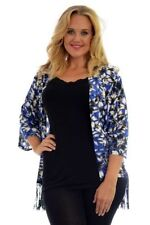 Viscose 3/4 Sleeve Floral Tops & Blouses for Women
