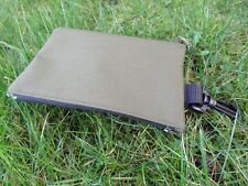 Peak angling products carp fishing tackle wallet pouch made from green cordura